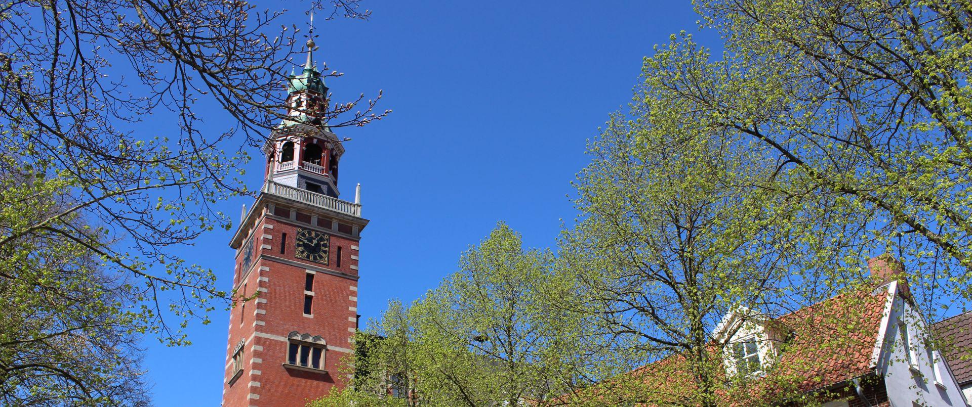 Rathausturm Leer